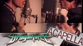 DragonForce aCapella! Through the Fire and Flames - multitrack - Cover - Dan Elias Brevig