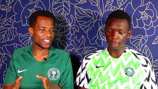 Will the young Nigerian squad do well in the 2018 World Cup?