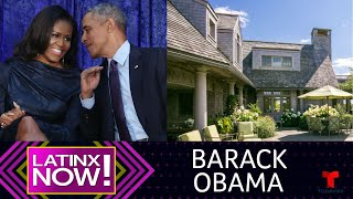 Michelle y Barack Obama compran su casa soñada | Latinx Now!