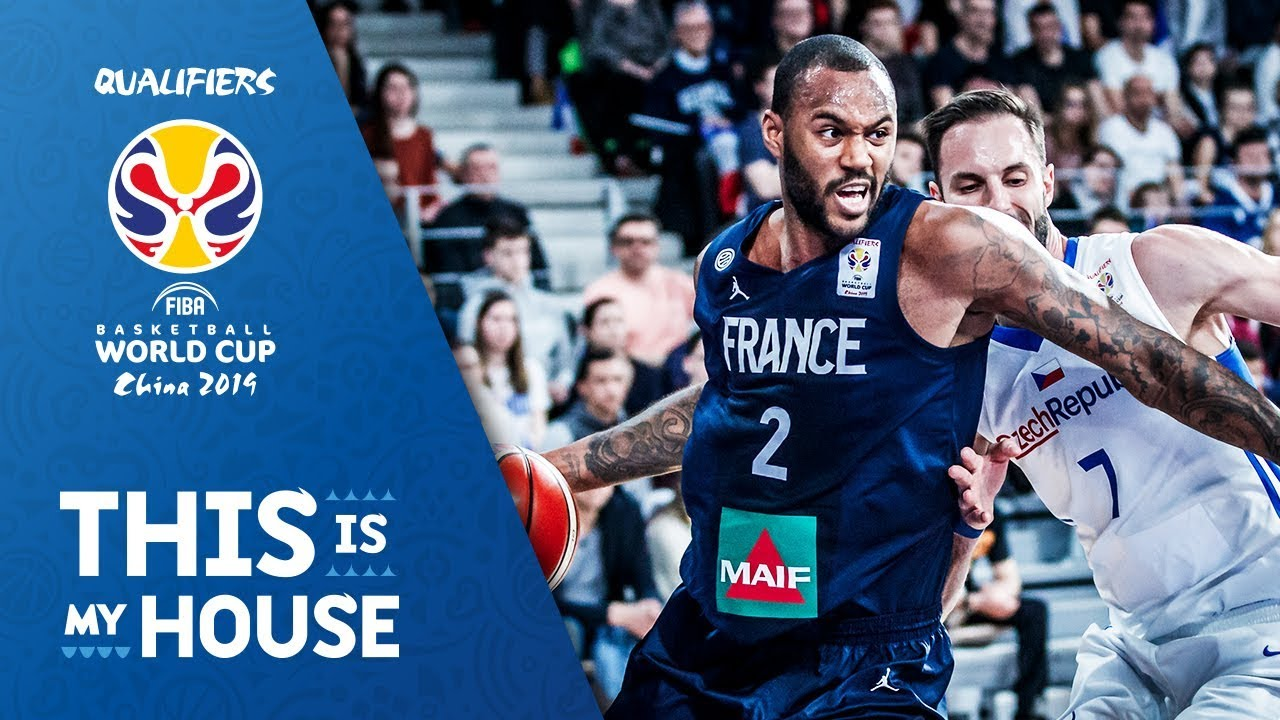France's Best Plays of the FIBA Basketball World Cup 2019