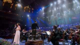 Sierra Boggess & Julian Ovenden singing If I Loved You from BBC Proms 2010