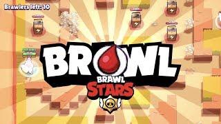 Brawl Stars Life Leech (RAW gameplay)