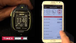 timex IRONMAN Run x50: Getting Started