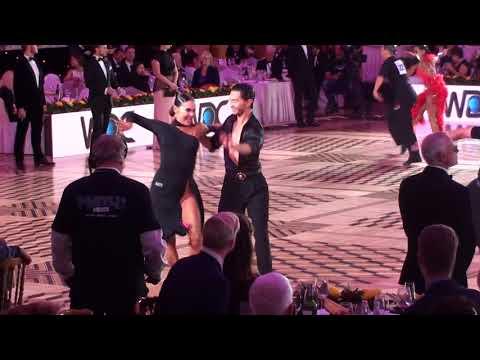 Austin Joson & Nino Dzneladze Samba Kremlin Cup Amateur Latin