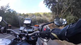 KTM Super Duke GT in Mallorca