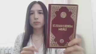 Kitap Alışverişim | Kur'an-ı Kerim'ler 2017 Video