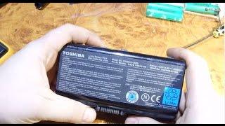 видео Ремонт ноутбуков Toshiba Статьи
