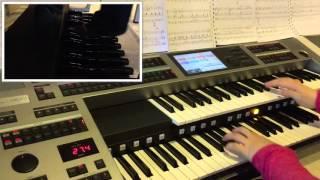 Star Wars Medley (Electone: Stagea ELS-02C)