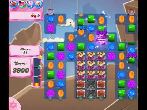 Candy Crush Saga Level 2714 - NO BOOSTERS