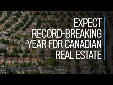 'Coast to coast COVID catalyst has lit Canada's housing market on fire'