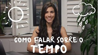 Baixar How to talk about the WEATHER in Portuguese | Speaking Brazilian