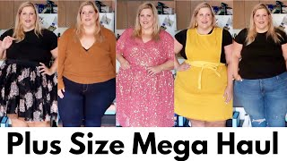 Mega Plus Size Collective Haul: Madewell, Torrid, Asos, Volcom + More