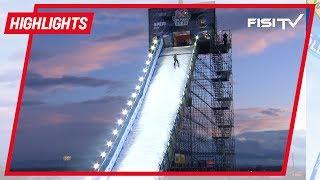 Ralph Welponer decimo nel Big Air di Freestyle a Modena