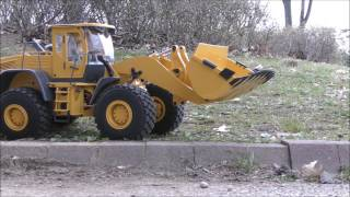 rc4wd wheel loader 870k