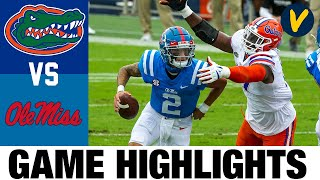 #5 Florida vs Ole Miss Highlights | Week 4 College Football Highlights | 2020 College Football