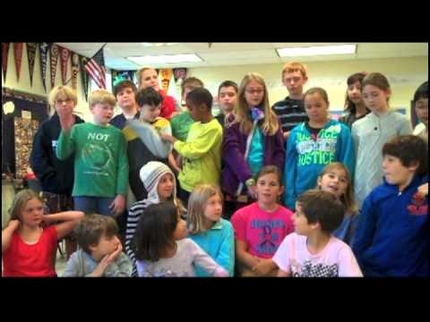 Tritt Elementary School Donates to East Rockaway High School