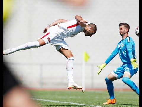 Maç Özeti   Galatasaray 1 - 0 FC Wil (13 Temmuz 2018)