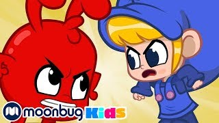 Mila and Morphle FIGHT | My Magic Pet Morphle | Cartoons For Kids | Morphle TV