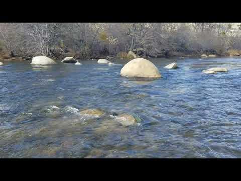 Upper Kern River Fly Fishing Report January 21, 2019