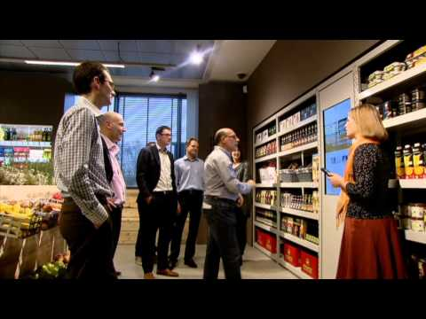 Colruyt Group presents the supermarket of the future