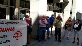 Pensionistas denuncian ante fiscalía negligencias en residencias