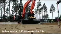 Oulun Kauhan tasauskauha
