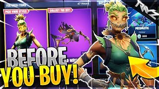 "BEFORE YOU BUY ""STRAW OPS & HAY MAN"" 
