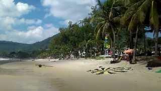 ТАЙЛАНД 2014 ПХУКЕТ ПЛЯЖ НА ПАТОНГЕ      PHUKET THAILAND 2014 Beach in Patong(, 2014-12-07T16:53:30.000Z)