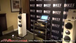 KEF Loudspeakers, The Home Entertainment Show 2014, Newport Beach