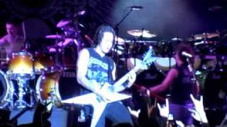 Roadrunner United - Pull Harder On The Strings Of Your Martyr (LIVE)