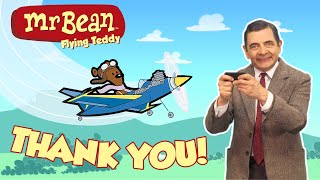 Mr Bean | Flying Teddy | Thank you!