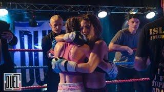 DUEL 7: Leigh Newton vs. Paloma Arranz | Muay Thai