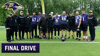 Inside Jerry Rosburg's Farewell to the Ravens | Ravens Final Drive