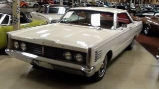 1965 Mercury Monterey Marauder 390 FE V8 Low Original Miles