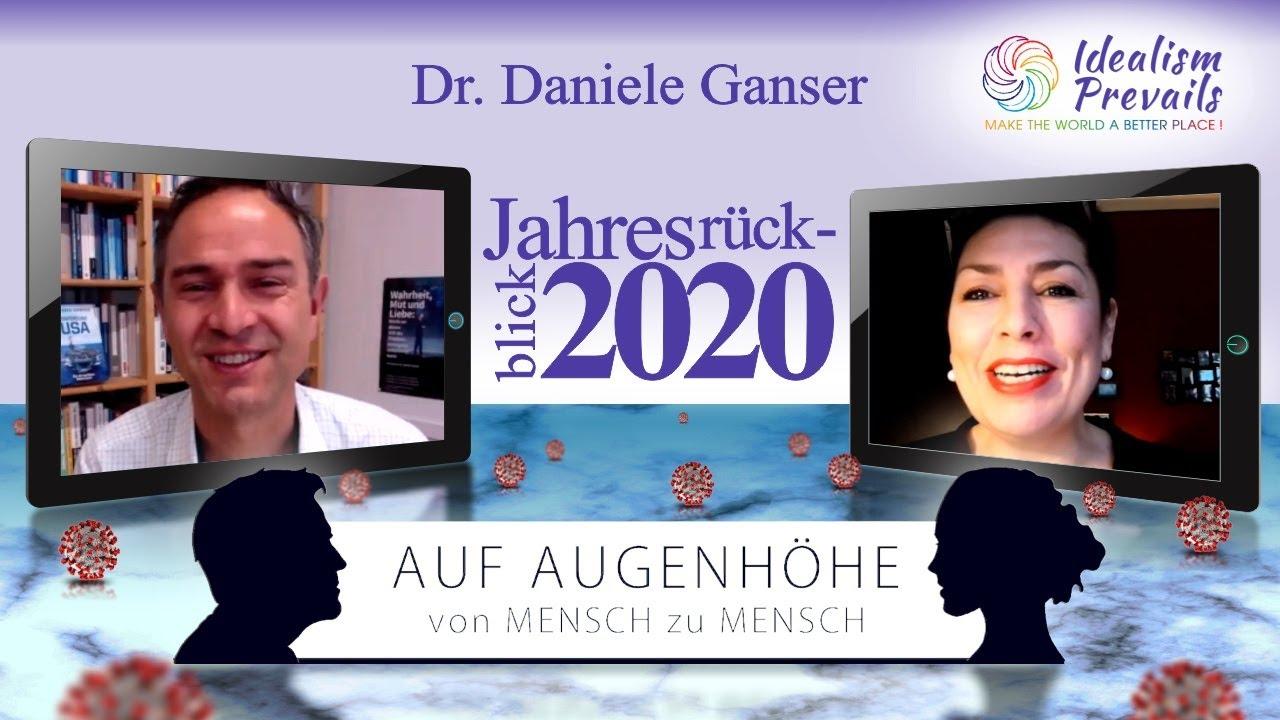 Dr. Daniele Ganser – Jahresrückblick 2020