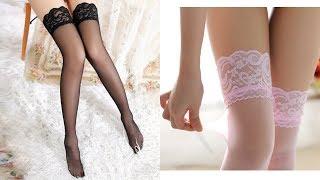 Обзор женского белья на алиэкспресс - женские сексуальные чулки