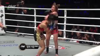 Girl vs Girl Fight