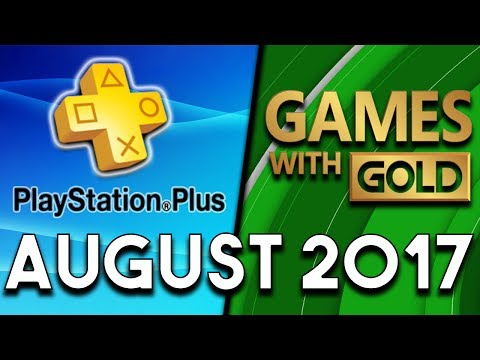 PlayStation Plus VS Xbox Games With Gold (August 2017)