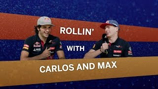 Rollin' with Carlos and Max