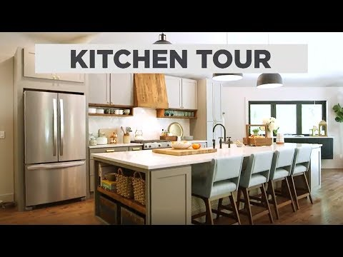 DIY Network Ultimate Retreat 2018 - Kitchen Tour