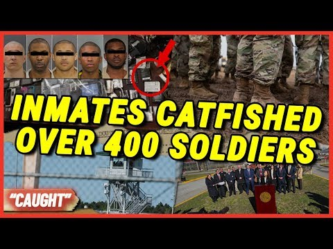 Inmates Catfished Over 400 Soldiers - CAUGHT from YouTube · Duration:  4 minutes 31 seconds