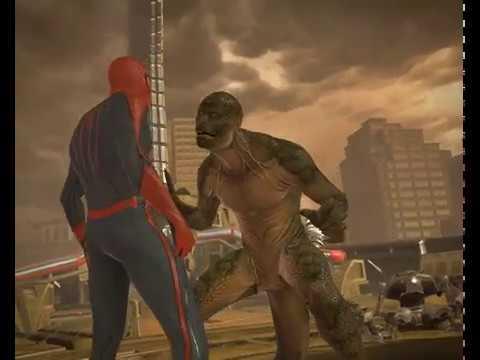 Человек-Паук и Ящер против Алистера Смайта (The Amazing Spider-Man)