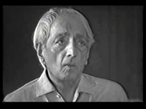 J. Krishnamurti - Malibu 1970 - A short interview about the future of the foundations and schools