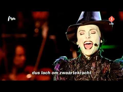 Willemijn Verkaik - Wicked - Defying Gravity / Ik Lach Om Zwaartekracht