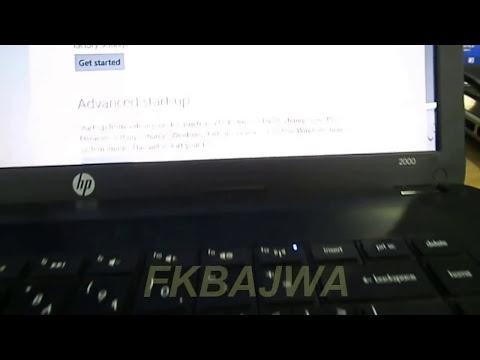 HP 2000z-2b00 CTO Synaptics TouchPad 64Bit
