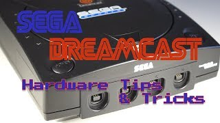 Ultimate Sega Dreamcast Hacks and Mods for 2019!!!