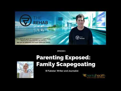 Family Scapegoating: Narcissistic Parental Abuse