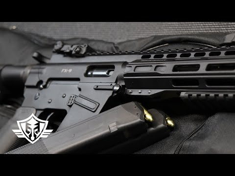 Clean and Lube Your FX-9, PDW, AR Pistol or PCC: Fast, Easy and Awesome with Adiga Armory CLP!