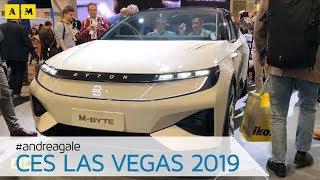 Byton M-Byte | Il maxi schermo (48 pollici!) con...il SUV attorno!