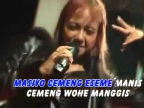 {Dangdut Koplo}Penyanyi disawer penonton bebas pegang semaunya
